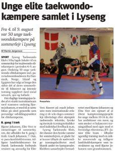 lyseng-taekwondo-sommerlejr-og-jet-2018